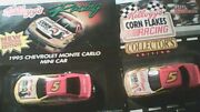 2 Kelloggs Racing Collectors Edition Labonte 1994-95 Diecast Cars Never Opened