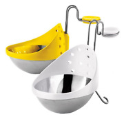 2pcs Creative Hanging Pot Egg Cooker For Cooking Eggs Kitchen Gadgets