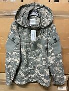 Genuine Us Army Gen Iii Level 5 Soft Shell Cold Weather Ucp New Small Short