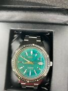 Seiko Presage Spb129 Limited Edition Green Dial With Box And Tags