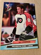 Eric Lindros Rc Fleer Ultra 157