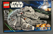 Lego 7965 Star Wars Millennium Falcon [retired] New And Sealed