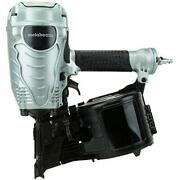Metabo Hpt Coil Framing Nailer   Pneumatic 1-3/4-inch Up To 3-1/2-inch Nv90ag