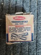 Vintage Wizard Thermostat Make And Car Model Unknown. In Box Old But Unopened.