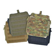 Delustered Crye Cp Molle Zip-on Panel For Jpc Cpc Avs Military Molle Zipper Pack