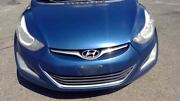 No Shipping Front Clip Coupe Canada Market Gls Fits 13-15 Elantra 314805