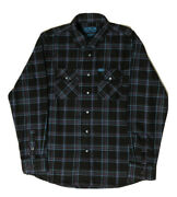 Dixxon Flannel Company Sacred Steel Long Sleeve Shirt Limited Edition Size Xl