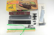 Roundhouse Ho Prr The Pennsylvania Limited Pullman Baggage Car Kit - 5026