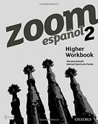 Zoom Espaandntildeol 2 Higher Workbook 8 Pack By Everett Vincent New Book Free And Fa