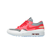[nike X Clot] Air Max 1 Shoes Sneakers - Solar Red Dd1870-600