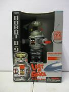 1997 Trendmasters Lost In Space Classic Series Robot B-9