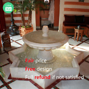 Hand Carved Indoor Marble Fountainmarble Garden Fountainmarble Water Fountain