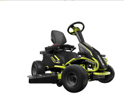 Sale 48v Brushless 38 In. 100 Ah Battery Electric Rear Engine Riding Lawn Mower