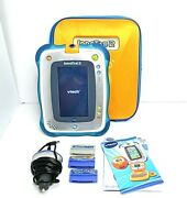 Vtech Innotab 3 Learning Tablet With 3 Games / Protective Case/ Car Charger/case