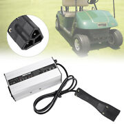 48 Volt 6a Golf Cart Battery Charger And Led Indicator For Ezgo Club Car Txt Rxv