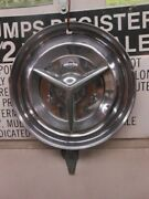 1956 Oldsmobile Hubcap Wheel Cover With Spinner
