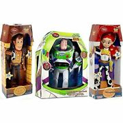 Disney Toy Story 3 Pc Talking Action Figures Dolls Woody Jessie And Buzz New