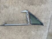 1968 Chevelle Lh Drivers Side Vent Window Assembly