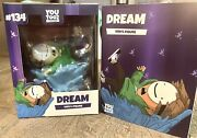 Dream Youtooz Limited Edition Collectible Vinyl Figure New And Unopened