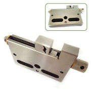4 Inch Cnc Wire Edm Vise Precision Stainless Steel Jaw Opening 3kg Clamping Tool