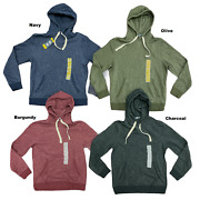 Memberand039s Mark Menand039s Cotton Blend Warm Pullover Newport Hoodie