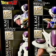 Dragon Ball Dx High Quality Figure Frieza All Forms Set Of 4 Lot Anime