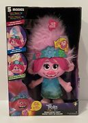 Dreamworks Trolls World Tour Color Poppin' Poppy New In Package