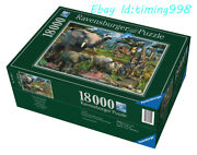 Jigsaw African Animal 18000 Piece Puzzle Toy Collect Huge Rare New Sealed Stock