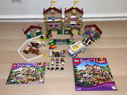 Lego 3185 Friends Summer Riding Camp 100 Complete Free Shipping