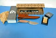Scarce Dpx Hest Hs 2 Survival Knife Zippo Lighter Limited Edition 18 Of 200