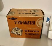 Sawyers View-master Standard Stereo View Model G No. 2014 With 2 Viewers