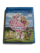 Barbie Andher Sisters In A Pony Tale Blu-ray Disc 2013 2-disc Set Dvd Digital