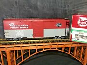 Lgb 47914 Nyc Pacemaker Freight Service New In Box G Scale