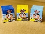 Lot Of 3 New Mystery Blind Box Figure Challenge Collins Key Guess What's Inside