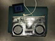 Portable Speaker System -boombox Speaker/ Pouch Blast Those Beats With Style
