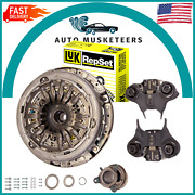 Clutch Kit-auto Dual Clutch Transmission Luk 07-233 For Ford Focus Fiesta