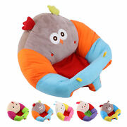 Cute Baby Kids Plush Learn To Sit Sofa Pad Dining Chair Kid Child Pad New