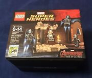 Sdcc 2015 Lego Throne Of Ultron Marvel Super Heroes Set Sealed San Diego Hot