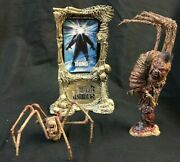 Movie Maniacs The Thing Norris Creature And Spider Loose Action Figure