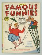 Famous Funnies 70 Vg- 3.5 1940