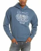 Kenzo Gradient Tiger Embroidered Hoodie Menand039s