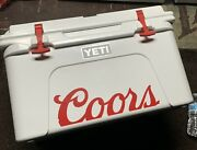 Yeti Tundra 45 Hard Cooler - Coors Limited Edition Rare - Excellent Condition