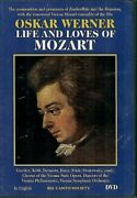 The Life And Loves Of Mozart Dvd 1955 Factory Sealed New Free Shipping Track Us