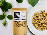 Salt And Pepper Cashew Nuts 100g Homemade Export Quality 100 Lankan 100 Organic