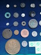 Ancient Coins Lot From 5th Century Bc To 70s-80s + Others