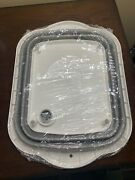 Collapsible Wash Basin - Portable Sink With Drain - New In Package