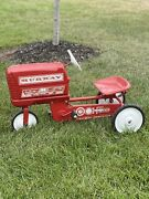 Vintage 50s 60s Murray Chain Drive 2 Ton Diesel Pedal Tractor