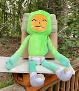 Youtooz No No Brush Plush 2ft - Sold Out - In Hand, Ready To Ship