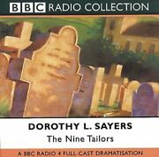The Nine Tailors By Dorothy L. Sayers New Audiobook