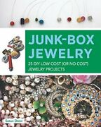 Junk-box Jewelry 25 Diy Low Cost Or No Cost Jewelry Projects By Sarah Drew